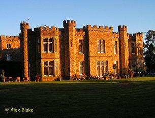 It's Not A Castle, It's Just A Big House