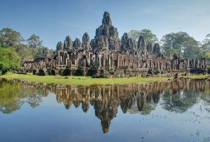 Siem Reap (Cambodia) - Bayon