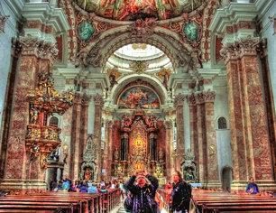 Dom St. Jakob, Pfarrgasse, Innsbruch, Austria