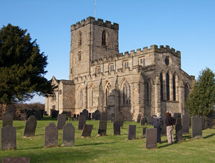 Breedon Church