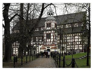 Friedenskirche in Jauer