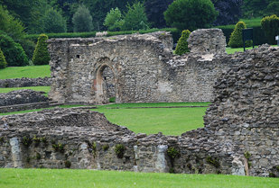 Lesnes Abbey Ruins