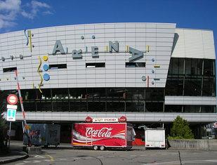 SEG Geneva Arena