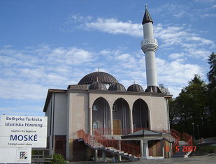 Fittja Mosque