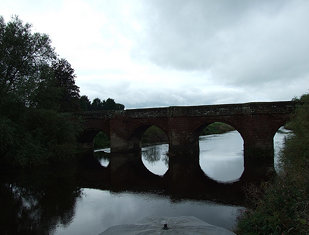 The Bridge over the River Dee