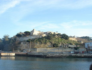 Forte de São Sebastião da Caparica