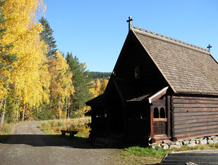 Maihaugen open air museum