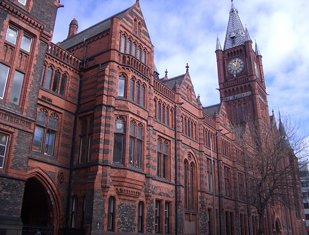 Red Brick University, Victoria building, Liverpool