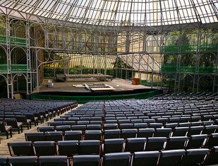 Auditório Ópera de Arame - Curitiba - Paraná