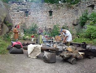 Średniowieczni w Bolczowie