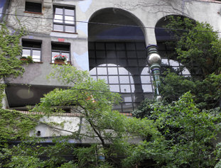 Süßenbrunn Entseuchungsbahnhof