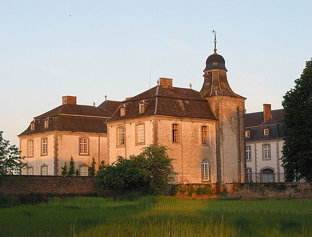 Castle of Deulin