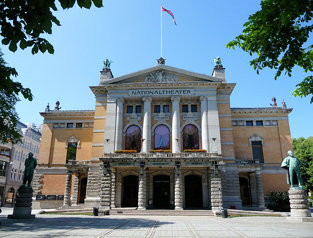 National Theatre, Oslo