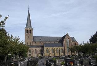 Westmalle, Sint-Martinuskerk.