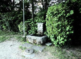 San Michele fountain