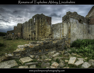 Tupholme Abbey