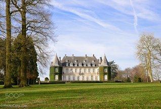 Chateau de la Hulpe, Belgium
