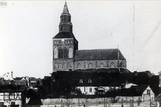 Marienkirche Schivelbein Świdwin Pommern Pomorze Pomerania