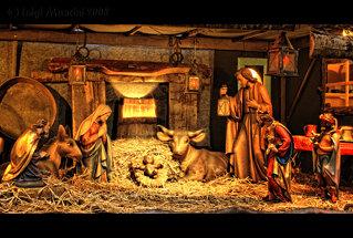 Epifania di Nostro Signore - Roma in HDR