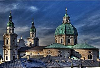 Salzburger Dom [HDR]