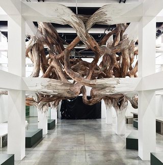 The most beautiful installation in Palais de Tokyo #paris #fr #france #vsco #vscocam #vscogram #inst