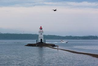 Токаревский маяк  |  Tokarevskiy lighthouse