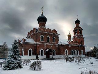 Преображенская церковь в Тушине