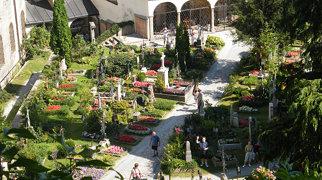 Petersfriedhof Salzburg>