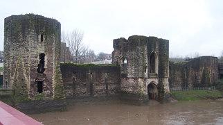 Newport Castle>
