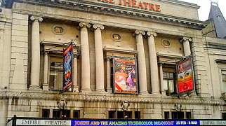 Liverpool Empire Theatre>