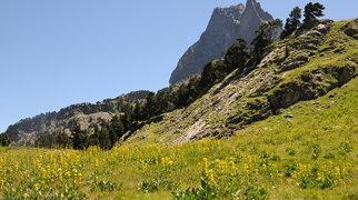 Pico de Midi d'Ossau>