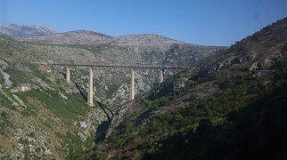 Mala Rijeka viaduct>