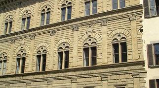 Palača Rucellai>