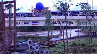 Bukit Bunga – Ban Buketa Bridge>