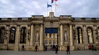 Palais Rohan, Bordeaux>