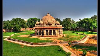 Nizamuddin Dargah>