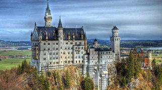 Schloss Neuschwanstein>