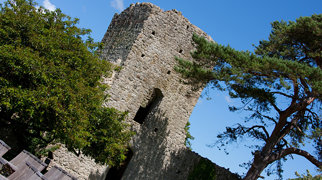 Westenhanger Castle>