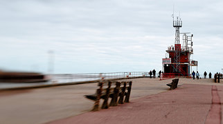Gorleston South Pier Lighthouse>