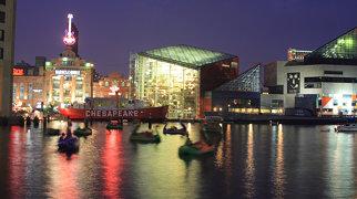 Baltimore Visitors Center>