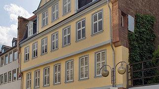 Goethe House>