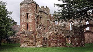 Acton Burnell Castle>