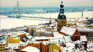 Centro Histórico de Riga>