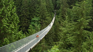 Capilano Suspension Bridge>