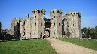 Raglan Castle>