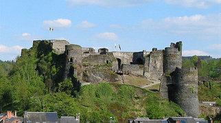Castle of La Roche-en-Ardenne>