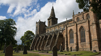 Dunfermline Abbey>