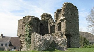Loughor Castle>