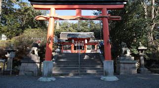 Ujigami Shrine>