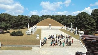Mausoleum of Dangun>